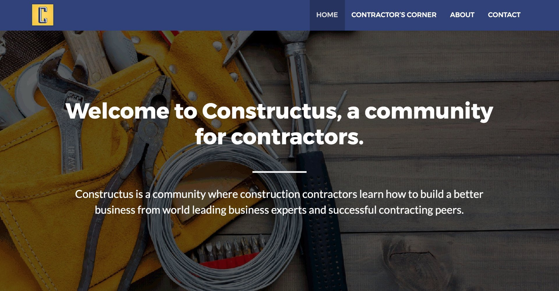 Constructus Project