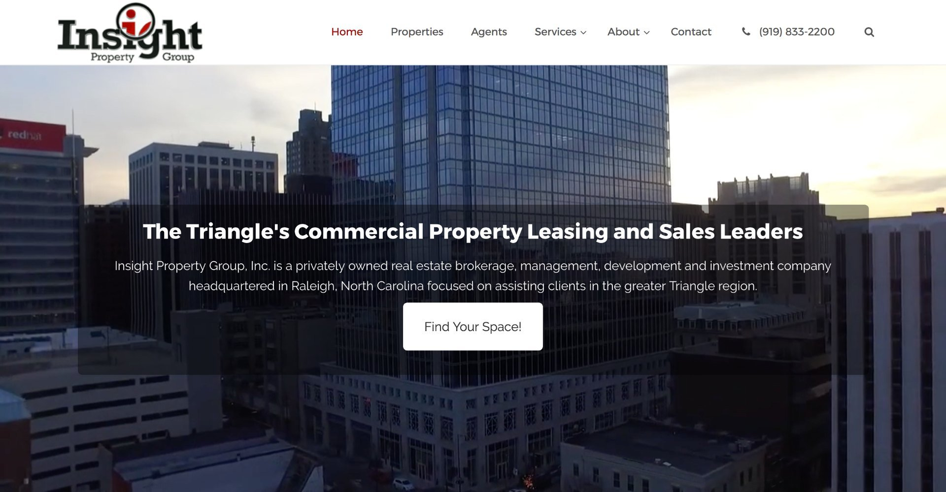Insight Property Group Project