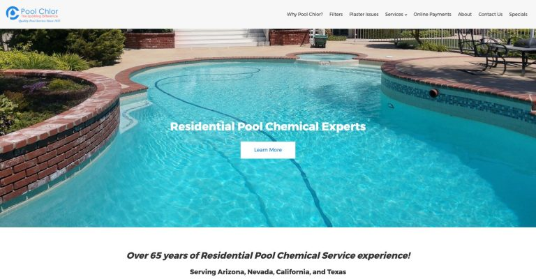 Pool Chlor Socal