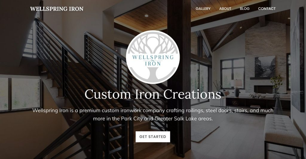 Wellspring Iron Project